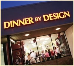 Find a Dinner By Design Kitchen near you!